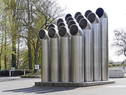 sản xuất ống thông gió